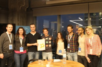 Emochat Brainihack winners